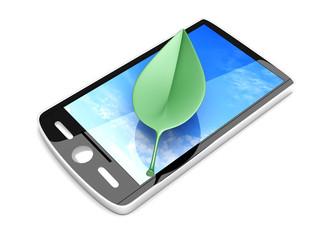 Ökologisches Smartphone