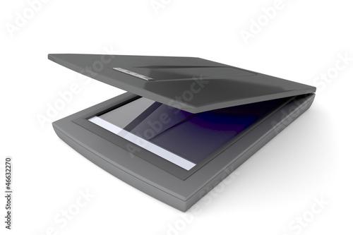 Flatbed scanner - 46632270