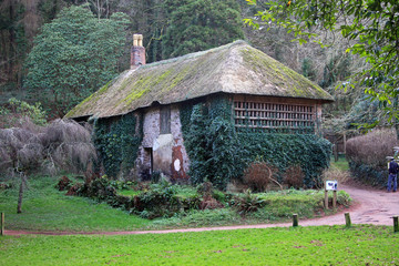 gamekeepers cottage, Cockington