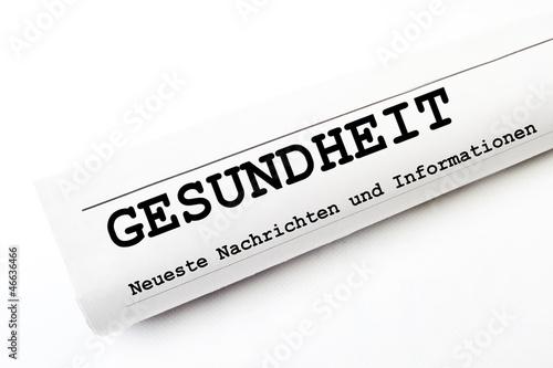 Gesundheit Zeitung