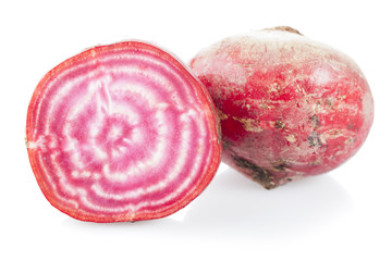 Candy beetroot.