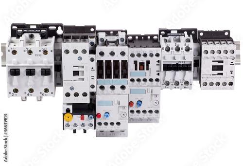 Electrical contactors - 46639813