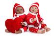Santa Baby Doll