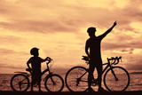 Biker family - Fine Art prints