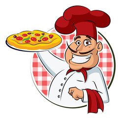 Cook Pizza
