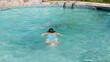 Swimming Exercise Breaststroke