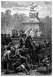 French Revolution : On the way to the Guillotine - 18th century