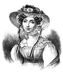 Nice Woman - 19th century