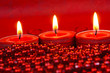 3. Advent in rot
