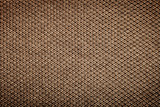 Fototapety woolen fabric brown, detail, texture background