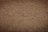 Fototapety woolen fabric brown, detail, texture background