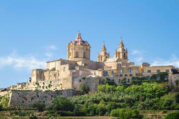 Historic town of Mdina, Malta / Gozo