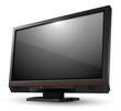 tv monitor realistic vector illustration.