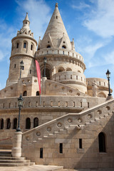 Fisherman Bastion in Budapest