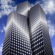 Solar power city
