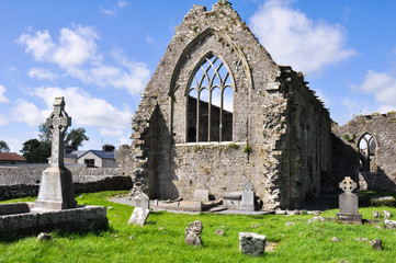 Athenry Dominican Friary, Ireland
