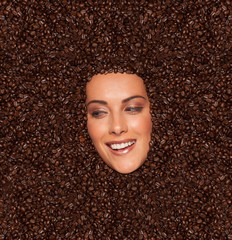Smile if you like coffee