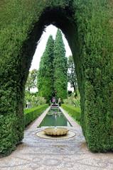 Alhambra - Garten