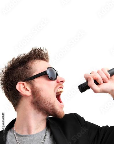 Screaming rocker