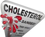 Cholesterol Dangerous Level Measuring Risk Heart Disease Stroke poster