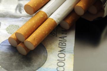 और मैं धूम्रपान