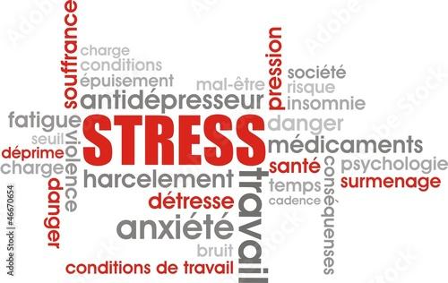 fond stress