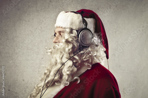Technologic Santa Claus
