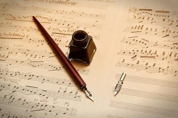 Antico Manoscritto Musicale