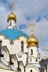 """Водосвятская церковь """"Державная"""""""