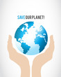 Save Our Planet Concept
