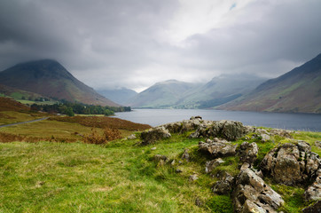 Wast Water storm