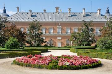Palacio Real de Aranjuez, Madrid