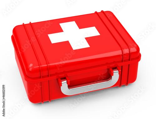 Der Erstehilfe-Koffer