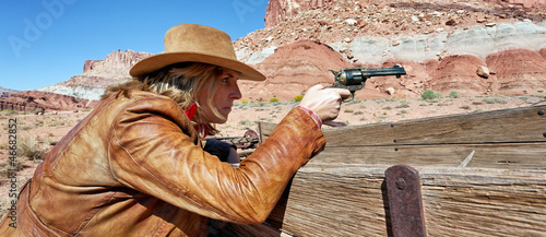 western spirit woman