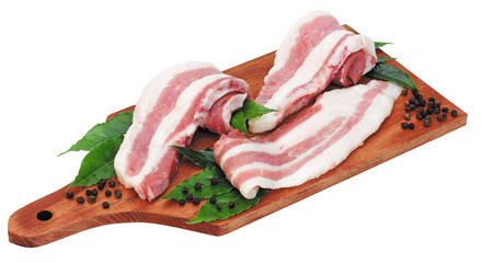 Pancetta a fette- Pork bacon