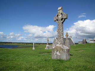 Croce celtica di Clonmacnoise