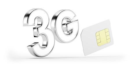 3G SIM card