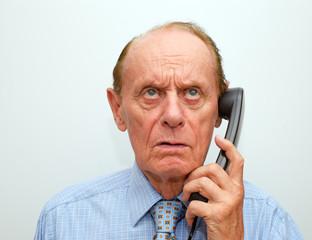 Nachdenken beim Telefonieren - Phone Call