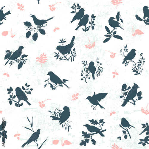 Songbirds seamless