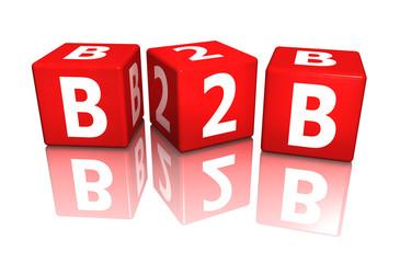 würfel cube b2b 3D