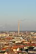 Dächer blick über die Stadt