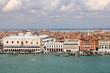 Le Palais des Doges et le quai de l'Arsenal à Venise - Italie