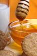 Dosamiele con latte e biscotti