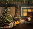 Obrazy na płótnie, fototapety, zdjęcia, fotoobrazy drukowane : Christmas