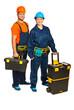 Constructors workers team