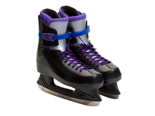 A new pair of ice skates