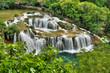 Fototapeten,landschaft,wasserfall,wasserfall,kroatien