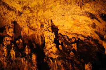 Biserujka cave, Krk island, Croatia