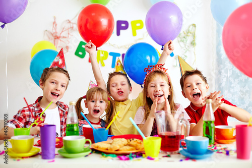 Birthday party - 46710008