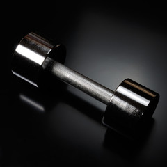 Dumbbell in the Dark